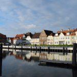Ausflugsziel Glückstadt: Elbstrand und Matjes