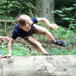 Roots Movement: Natur Parkour für Kinder im Stadtpark
