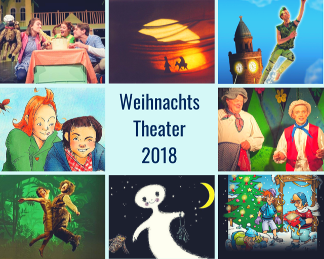 Weihnachtstheater Weihnachtsmärchen Hamburg 2018