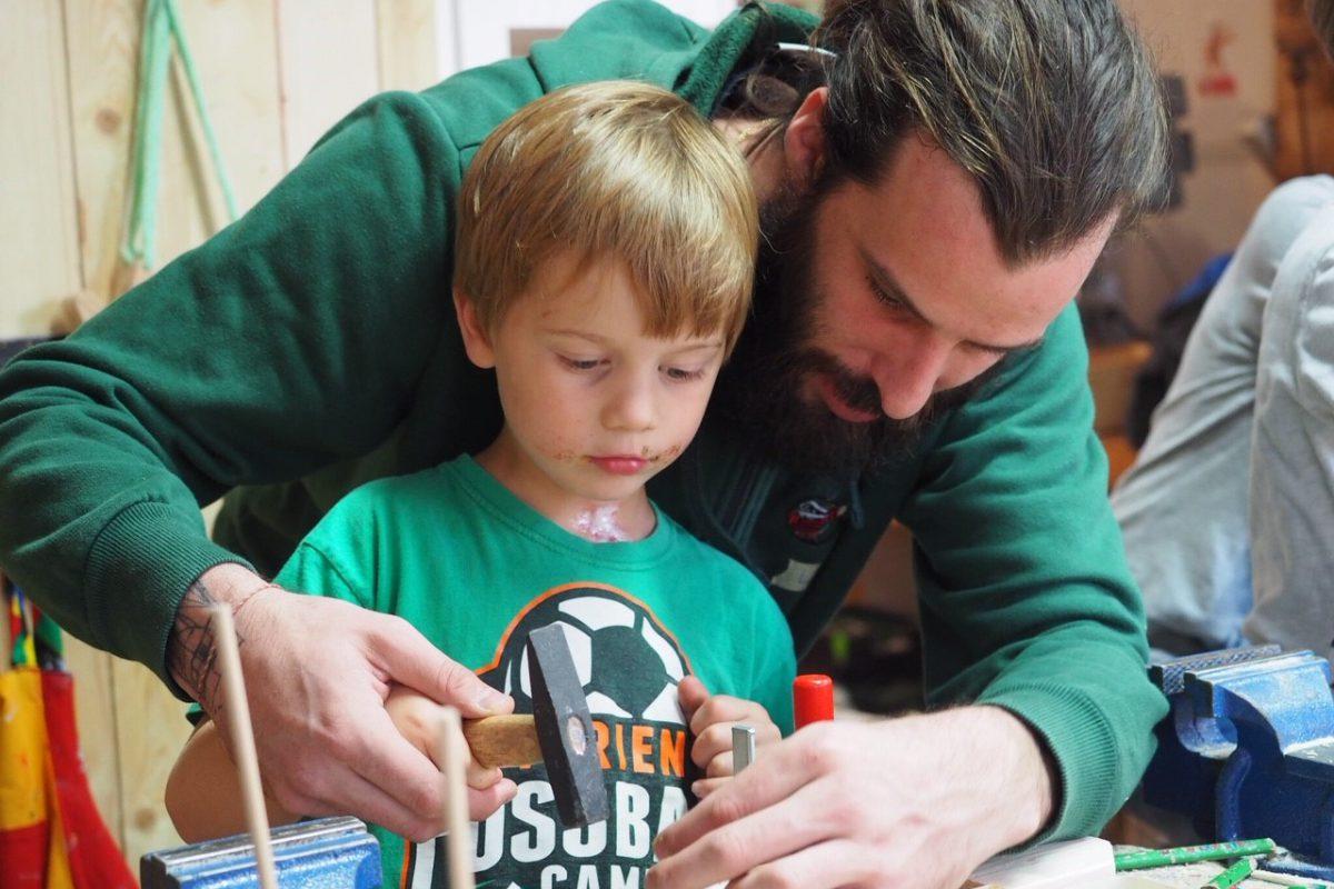 Werkkiste Hamburg Ottensen Kinder werken