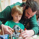 Die Werkkiste: Wo Kinder mit Holz werken! (mit Gewinnspiel)