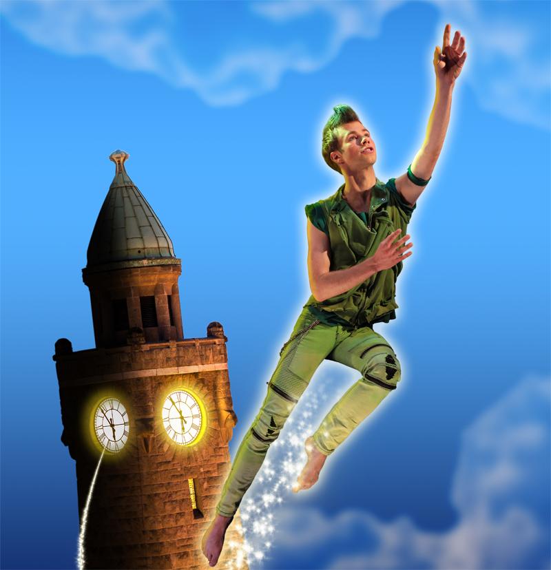 Peter Pan Theater für Kinder Hamburg