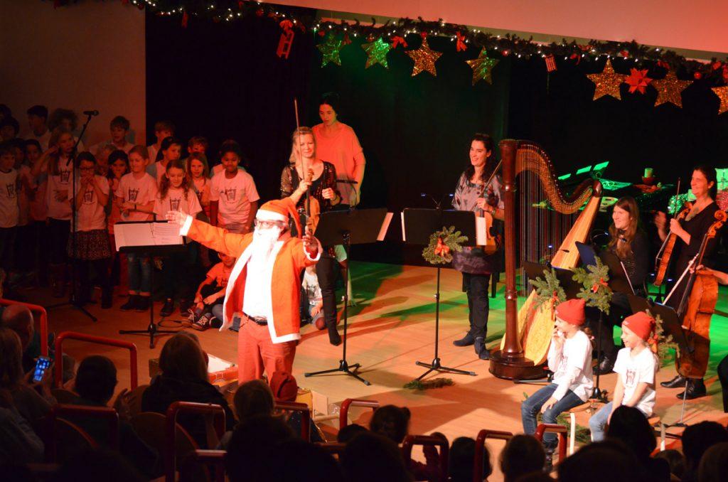 Elbwichtel Weihnachtsjonzert Hamburg Vorweinachtszeit Hamburg Kinder Weihnachtstheater