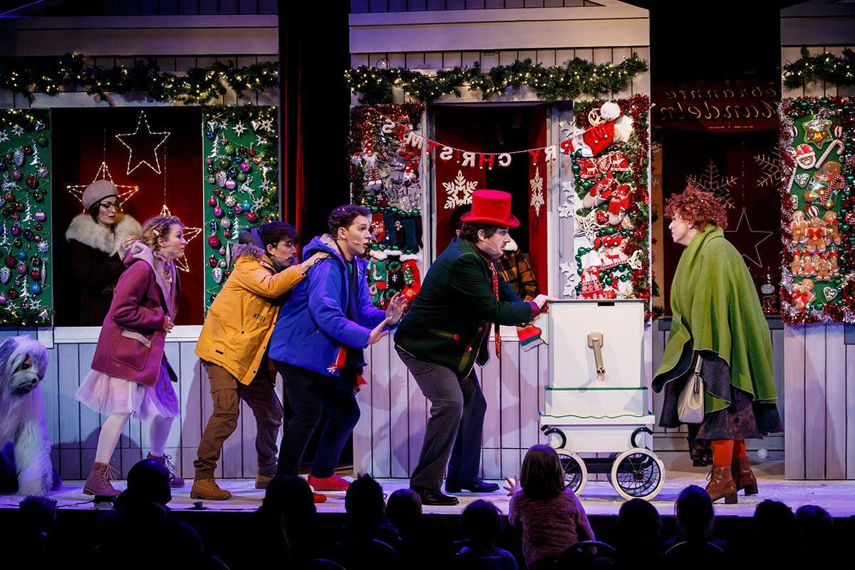 Die Weihnachtsbäckerei Musical