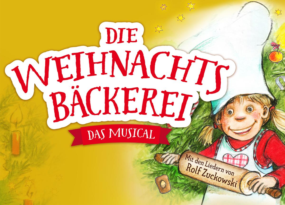 In der Weihnachtsbäckerei Schmidt Thetaer Schmidts Tivoli