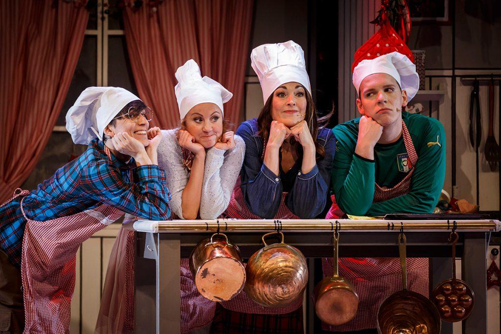 Schmidts Tivoli In der weihnachtsbäckerei