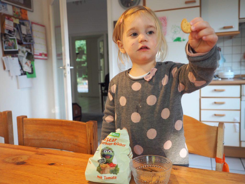 zukcerfrei Sesamstraße Bio für Kinder ab 1 zukcerfrei Gesunder Naschkram Kinder