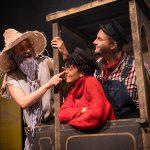 Theater Lichtermeer: Jim Knopf und Lukas der Lokomotivführer