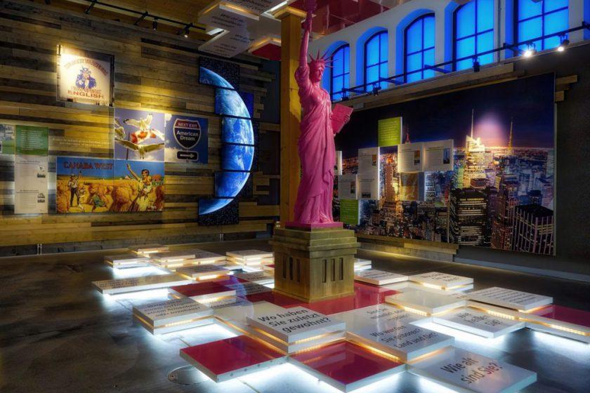 ballinstadt auswanderumuseum usa new york