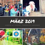 März 2019: Tipps und Termine