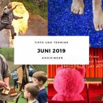 Juni: Tipps und Termine