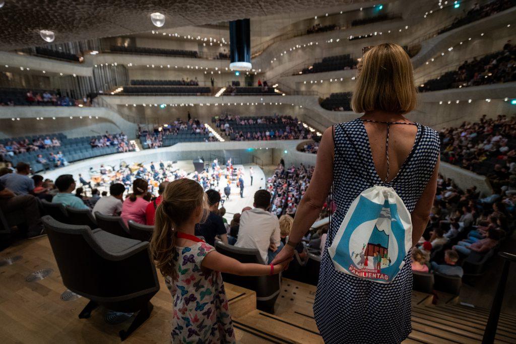 Familientag Elbphilharmonie