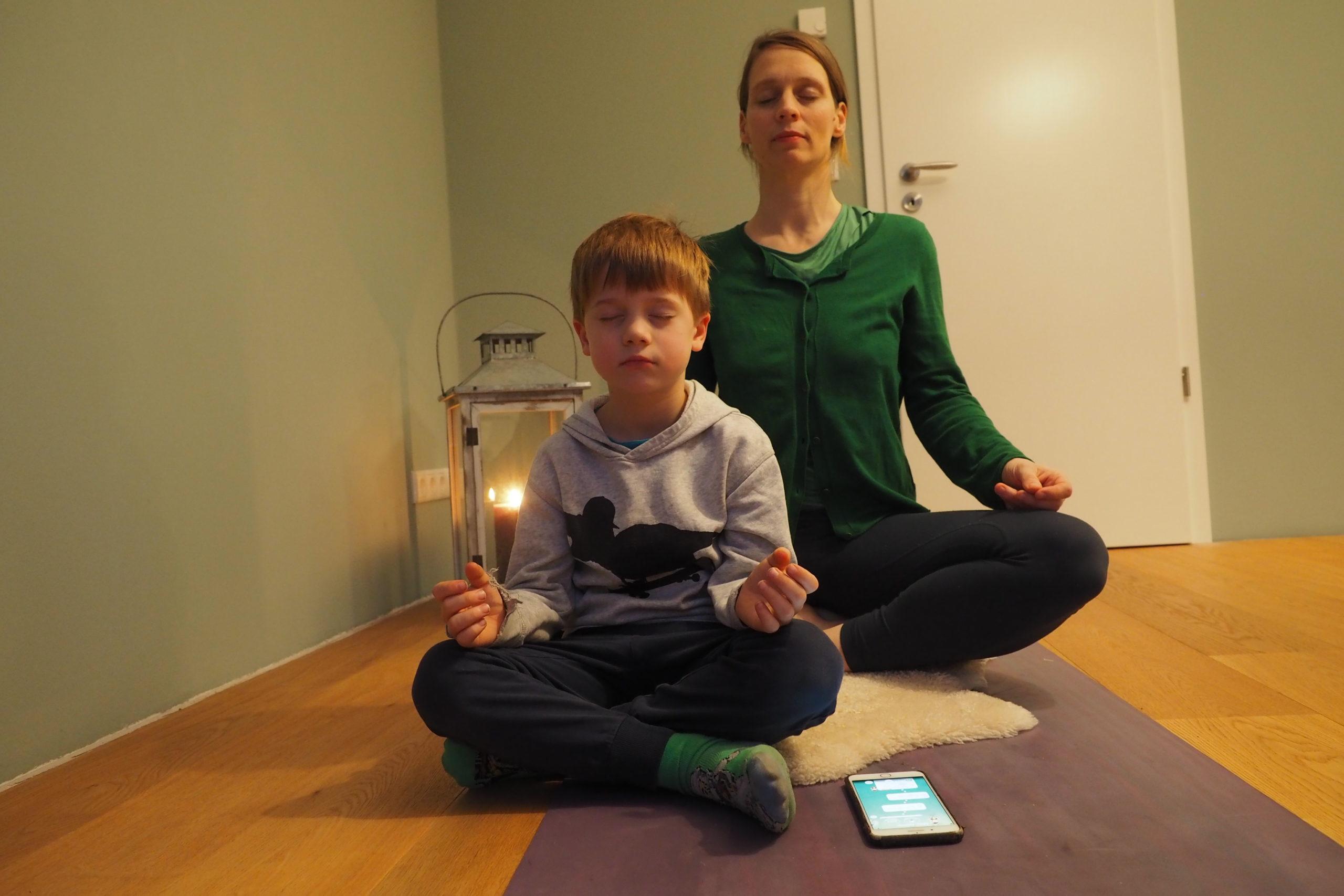 Meditieren für Kinder mit App: BuddhaBoo